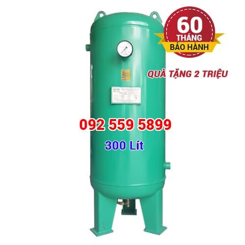 Bình khí nén 300L