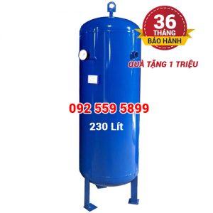 Bình khí nén 230 lít giá rẻ