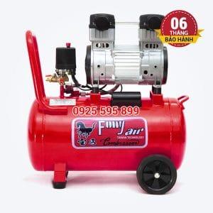 Máy nén khí không dầu giảm âm Pony FN-530D (30 lít)